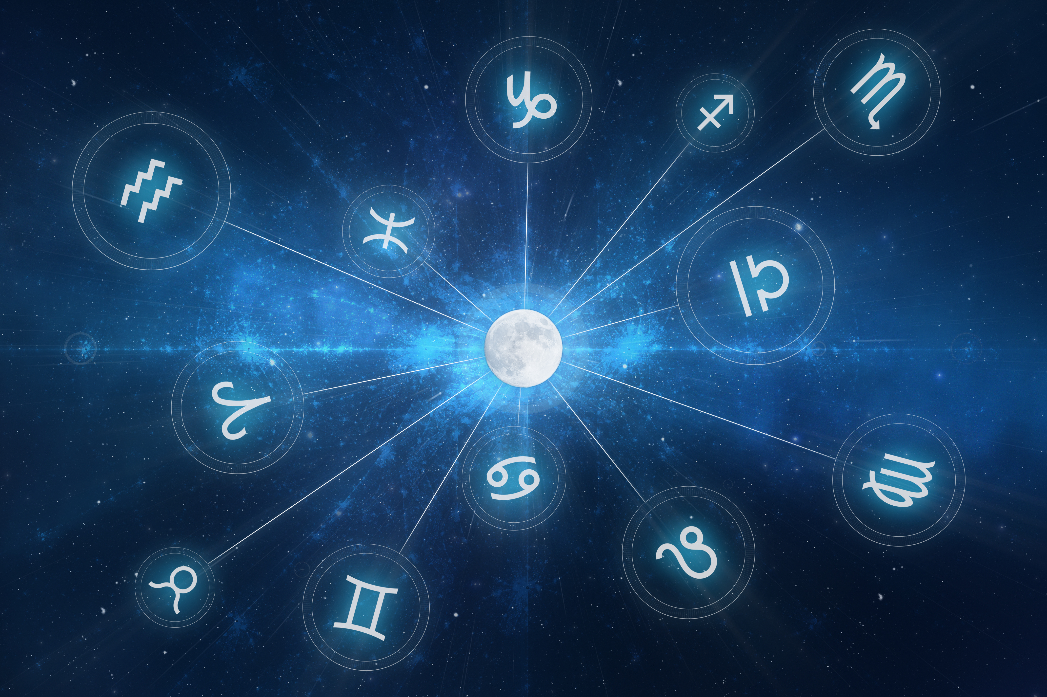 AAP Sales Page Zodiac signs around earth