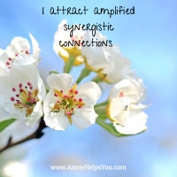 I Attract Amplified Synergistic Connections
