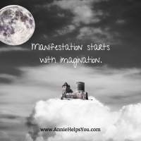 Manifestation Starts with Imagination :)